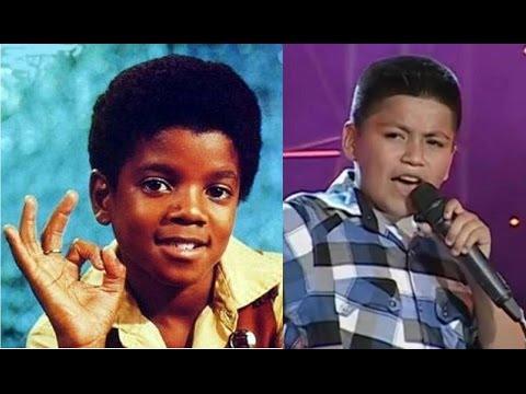 Yo Soy Kids, La Reencar nación de Michael Jackson en La Voz Kids Perú - Michael Villar
