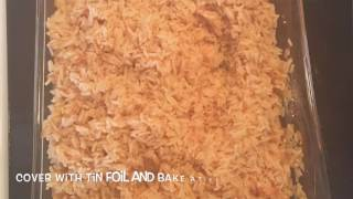 Bulk Spanish Rice