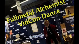 Fullmetal Alchemist Edward Elric cosplay Flying High Just Dance