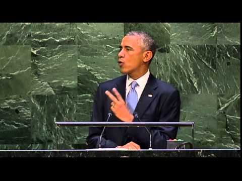 VOA Presents President Obama at UNGA