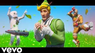 Lachlan - Alone (Official Fortnite Music Video) Ft. Marshmello @LachlanYT