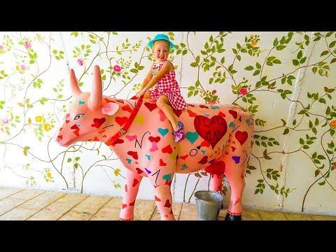 Песенки Потешки для детей и малышей Old Macdonald Nursery Rhymes songs for Children and Toddlers