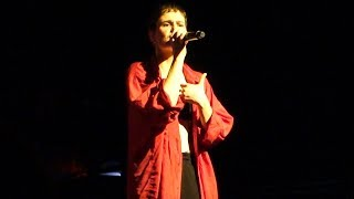 Christine And The Queens The Walker La Marcheuse Live A Brooklyn Steel Brooklyn 2018