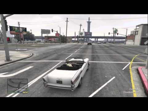 GTA 5 EXCLUSIVE CADILLAC ELDORADO GAMEPLAY REVIEW