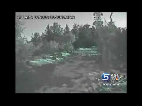 Meteor crossing western states, 11/18/09: Utah News Report KSL