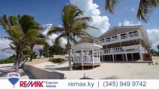 RE/MAX, Grand Cayman, Sea Island Rum Point Home