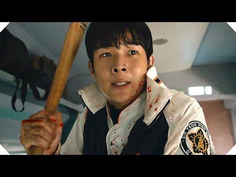 DERNIER TRAIN POUR BUSAN Bande Annonce Teaser (Film de Zombies - Corée du Sud, 2016) streaming vf