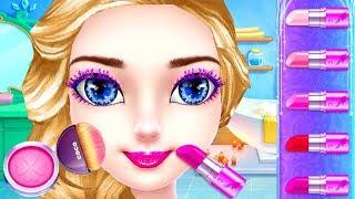 Play Ice Princess Makeover, Makeup & Dress Up Care Games For Girls - Ice Princess Royal Wedding Day