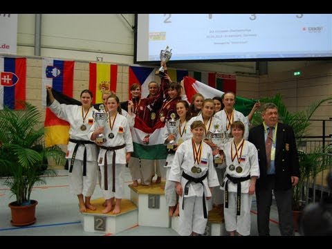 2013 JKA European Championship - Junior Finals