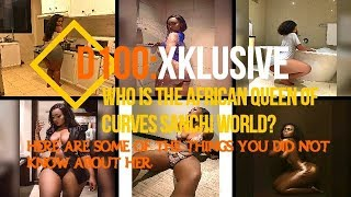 Who is Sanchi World? The African Queen of Curves. (+Pictures)