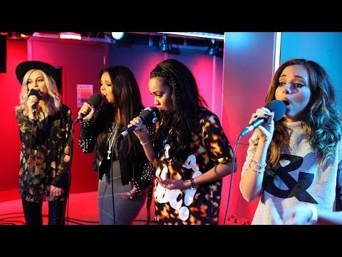 Little Mix - Holy Grail counting Stars smells Like Teen Spirit In The Live Lounge video