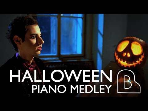 The Halloween Medley (inlc. Harry Potter and more) - Peter Bence