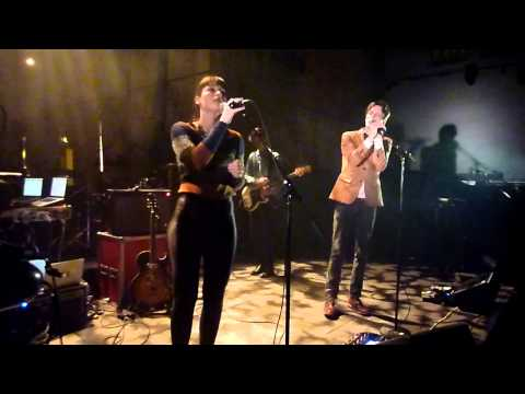 Efterklang - Sedna (live) - Kulturkirken Jakob (by:Larm) - 15-02-2013