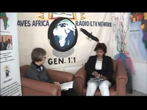 Airwaves Africa Radio & TV Networks - Avril Priestley Interviews Sandy Day of Radio Africa Network