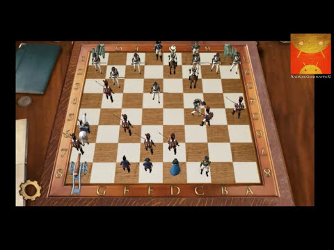 Chess War Android Game Gameplay