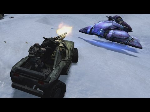 Halo: The Master Chief Collection's 8 Maps You've Probably Never Played