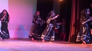 Pakhi dance