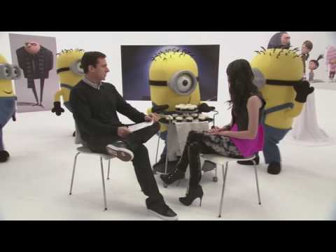 Despicable Me Clip 1 - When Steve Met Miranda