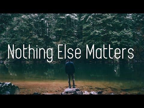 Giraffe Squad - Nothing Else Matters (Lyrics) ft. Tyler Shamy