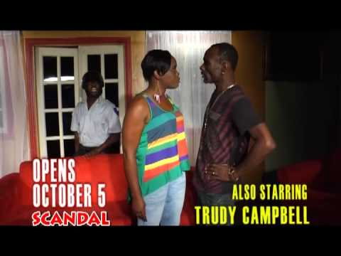 Stages Production's Scandal With Barbalita From Bashment Granny 2 video