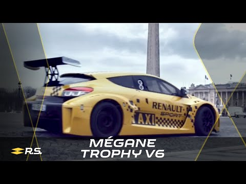 Mégane Trophy V6 : Challenge us if you can! #3