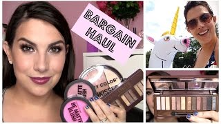 Bargain Haul at Five Below + City Color Cosmetics