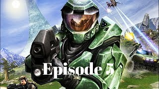Halo Combat Evolved | Halo: The Master Chief Collection Episode 5