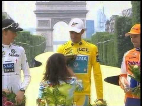 4. TDF Stage 20, Sunday, 25 July, 2010