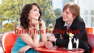 Shy guy dating advice