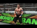 WWE 2K18   John Cena Vs Undertaker Vs Sheamus   Steel Cage Match Gameplay (PS4 HD) [1080p60FPS]