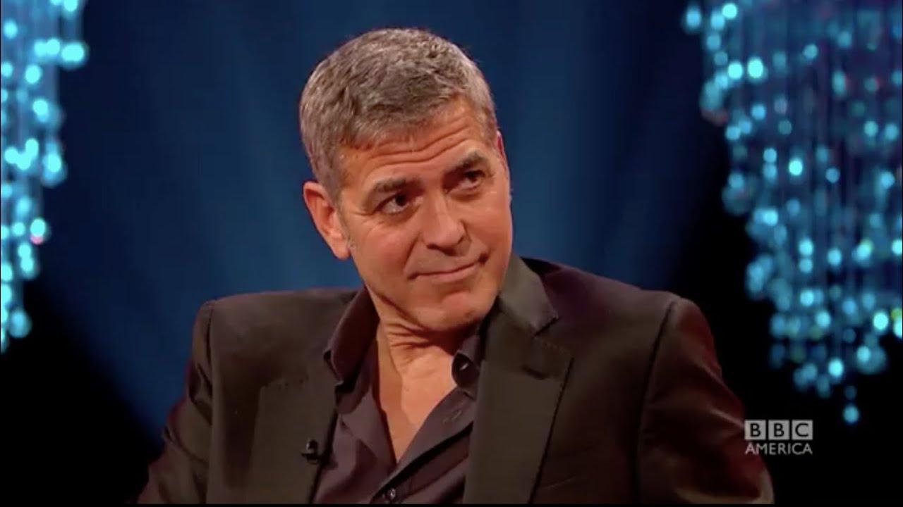 George Clooney's Comic Con honeymoon - The Graham Norton Show
