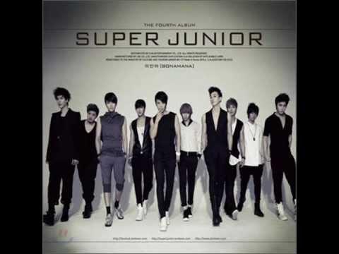 Super Junior  Bonamana [Full album]