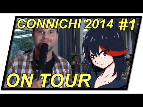 Connichi 2014 Kassel | Teil 1 | Gewinnspiel im Video | Deutsch [HD]