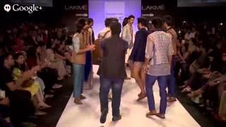 Pretty Stoned/ Kunal Anil Tanna/ S S Surya/ Nitin Chawla | Lakmé Fashion Week Summer/Resort 2014