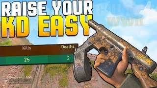 How To NEVER DIE AGAIN in COD WW2 - TIPS & TRICKS - [Call of Duty World War 2] Gameplay