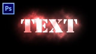 How to Glowing text in Photoshop CS6 | Photoshop tutorial | Text Effects