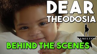 Dear Theodosia - Behind the Scenes with all the cute babies and Working with Lemons