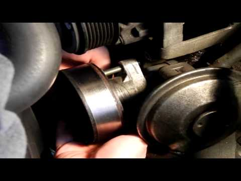Vacuum Pump Failure Removal And Replacement 96 F350