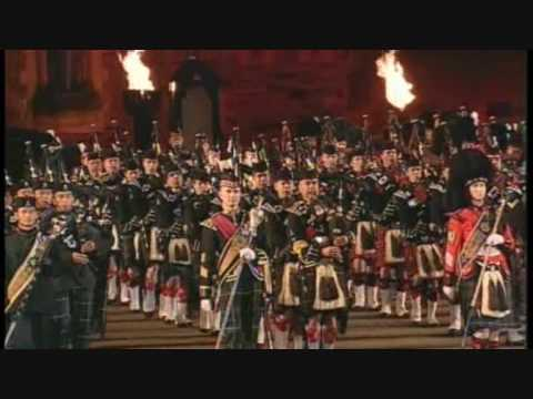 Edinburgh Military Tattoo 2005 - Part 1 Music Videos