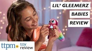 Lil' Gleemerz Babies from Mattel