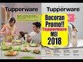 PROMO..!! Katalog Tupperware Mei 2018   Indonesia