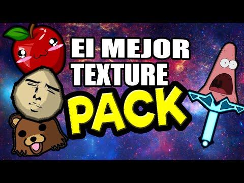 EL MEJOR TEXTURE PACK DE MINECRAFT 1.8 Y 1.7   2016