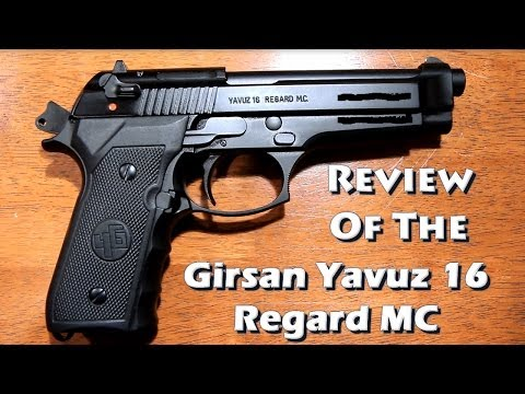 Girsan Yavuz 16 Review HD 1080p Gun Overview