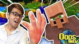 CHUỐI BỊ PHỎNG TAY??? (Minecraft Thời Sự Oopsclub số 2)