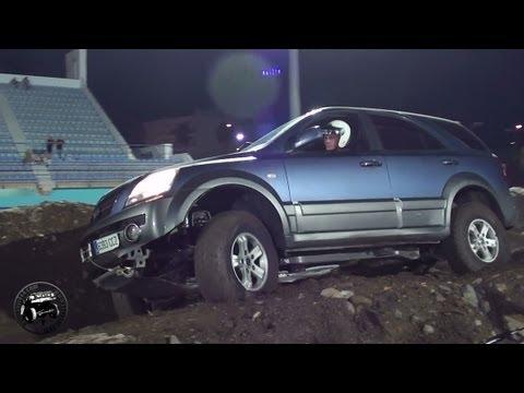Extreme 4x4 Indoor Almuñecar (Suzuki Vitara Matias vs Kia Sorento Jairo)