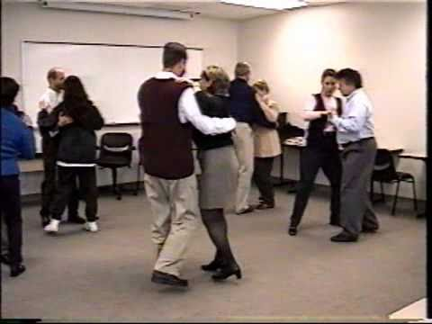 "In preparation for the CDNOW holiday party in December 2000, the execs planned a special performance - that they would dance to ""swing"" CDNOW into the new millennium. Well, it was kind of..."