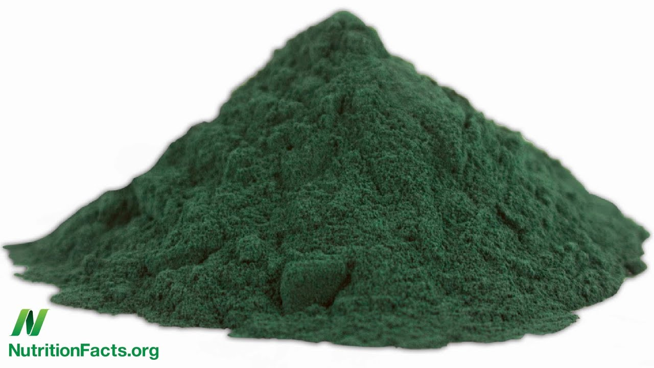 Infant Seizures Linked to Mother's Spirulina Use