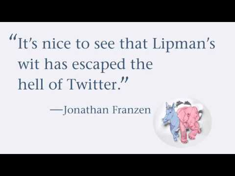 Tweet Land of Liberty book trailer