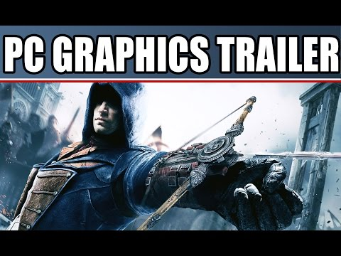 Assassin's Creed Unity PC Gameplay Trailer: The Graphics And System Requirements