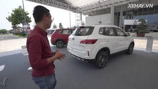 FAW Besturn X40 - xe Trung Quốc đổ bộ Auto Expo 2018  XEHAY.VN 